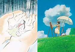 『風立ちぬ』と『かぐや姫の物語』