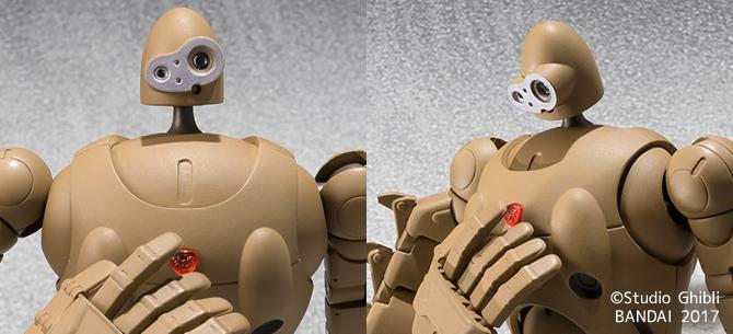 「構想ガレリア」ロボット兵 Full Action Ver.