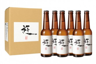 鈴木敏夫 ピルスナー「遊」330ml瓶×6本