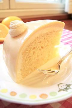 ばーばのレモンケーキ