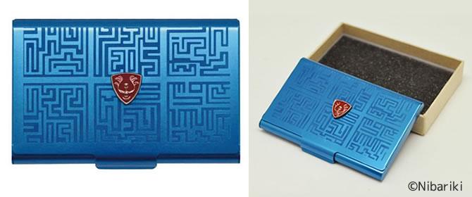 メタルカードケース『天空の城ラピュタ』ラピュタの紋章