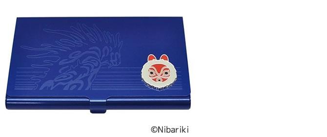 メタルカードケース『もののけ姫』サン
