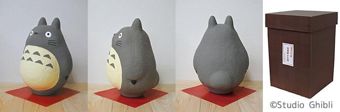 日本の紙工芸 だるまトトロ