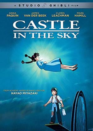 英語版 天空の城ラピュタ