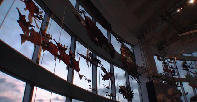 ジブリの大博覧会 空とぶ機械達展