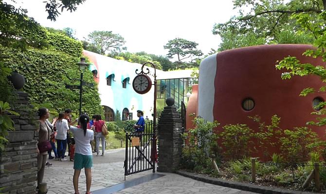 ジブリ美術館への行き方