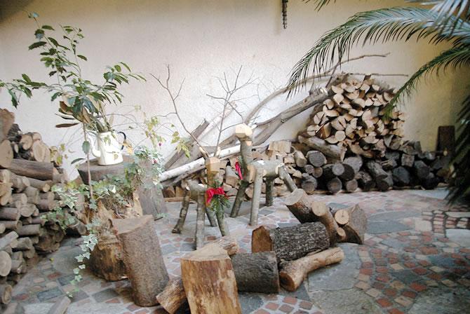 ジブリ美術館のクリスマス 2015