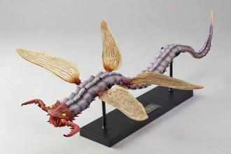 蛇螻蛄 -ヘビケラ- 着彩