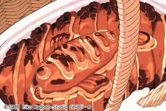 『魔女の宅急便』ニシンのパイ