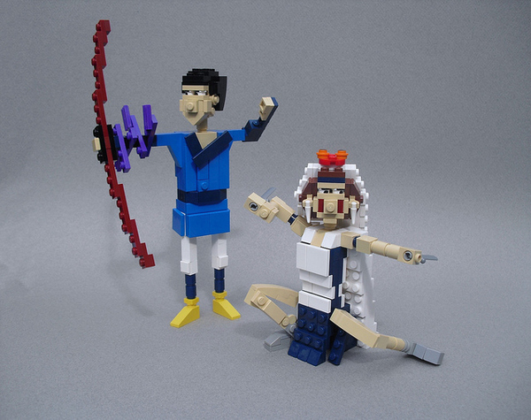 レゴ もののけ姫