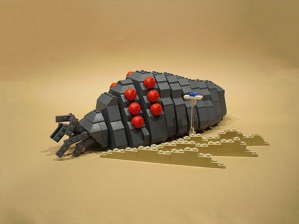 レゴ 王蟲