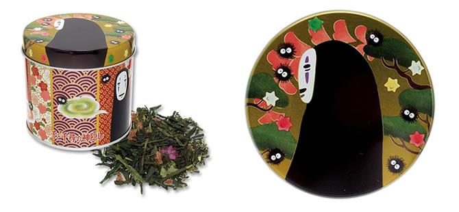 スタジオジブリ ルピシア茶葉