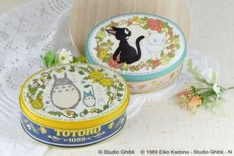 ルピシア×ジブリ 茶葉缶