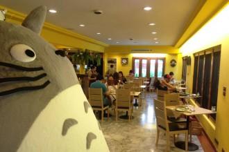 「May's Garden House Restaurant」メイのレストラン