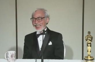 宮崎駿 アカデミー名誉賞