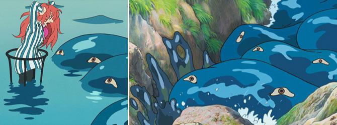 崖の上のポニョ 水魚
