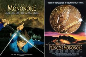 『もののけ姫』英語版 PRINCESS MONONOKE