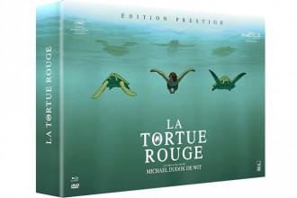 レッドタートル ある島の物語 La Tortue rouge