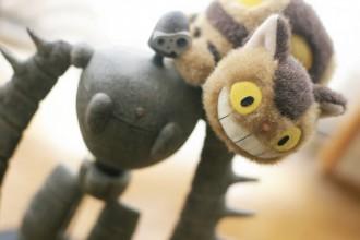 ロボット兵 ネコバス