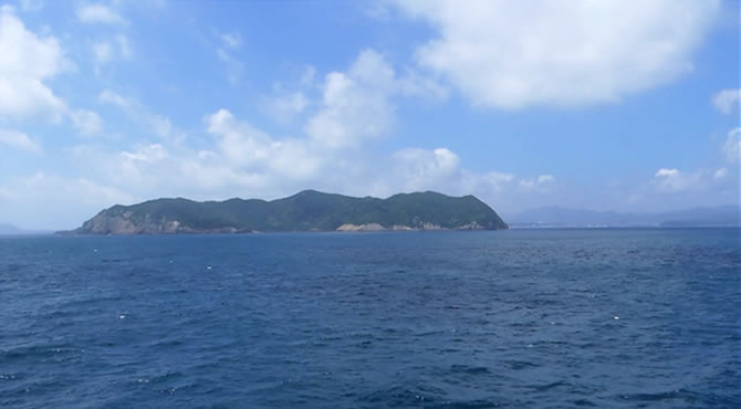 ジブリ旅 五島列島・福江島