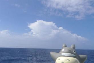 ジブリ旅 五島列島 二三雲