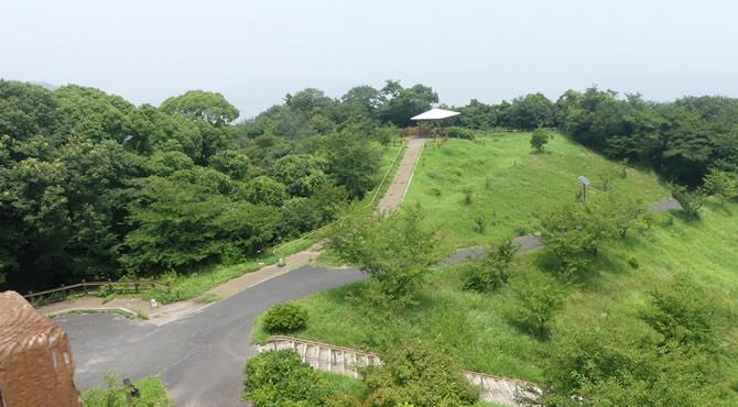 ジブリ旅 鞆の浦 後山公園