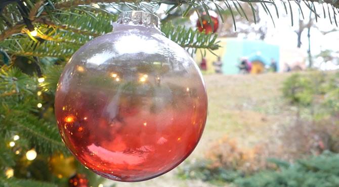 ジブリ美術館のクリスマス2017