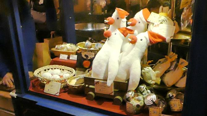 ジブリ美術館のクリスマス