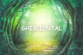 「Ghibliental -ジブリエンタル-」