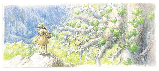 二木真希子『世界の真ん中の木』