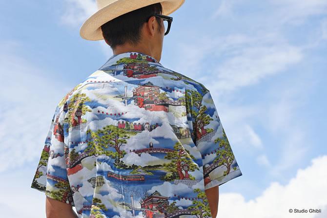 GBL ハワイアンシャツ