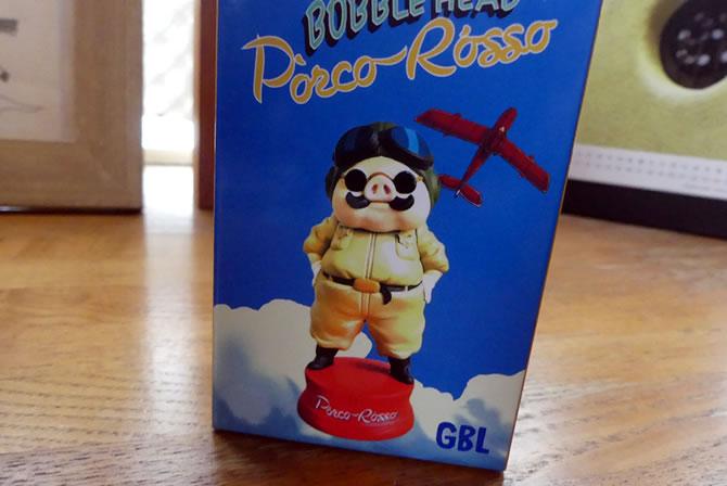 GBL ポルコ首ふり人形
