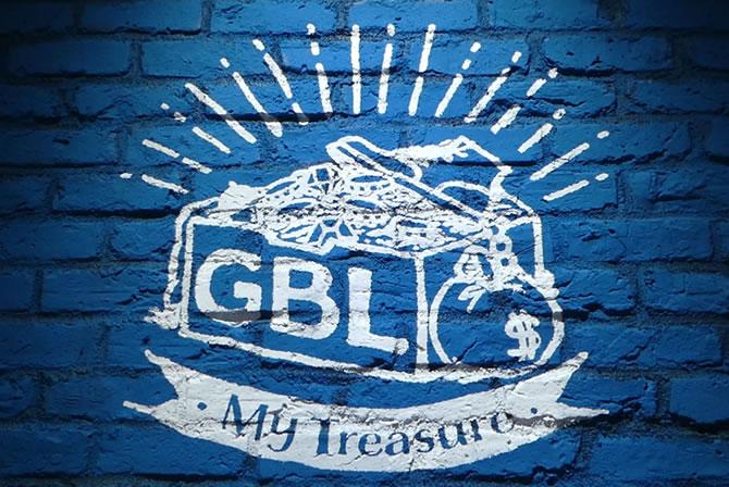 GBL 渋谷 ジブリグッズ