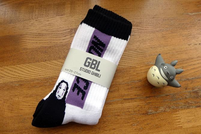 GBL 靴下