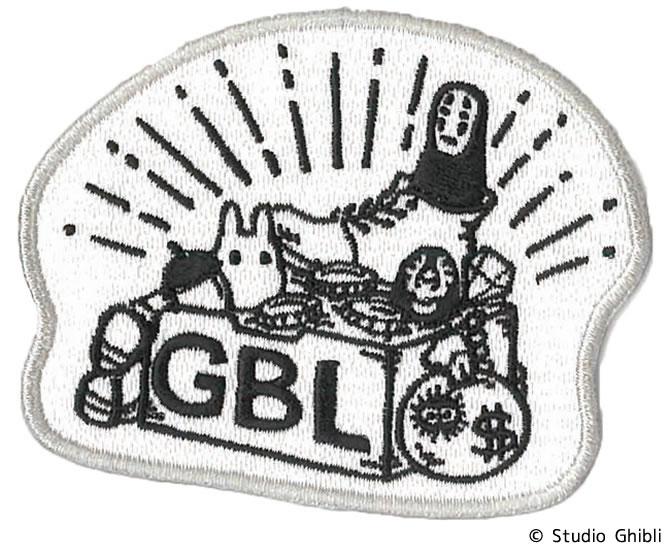GBL ワッペン