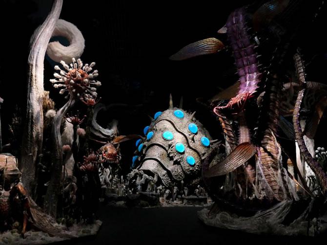 ジブリの大博覧会 王蟲の世界