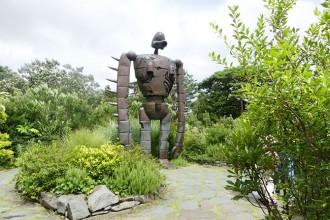 ジブリ美術館 ロボット兵