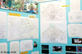 三鷹の森ジブリ美術館「手描き、ひらめき、おもいつき展」