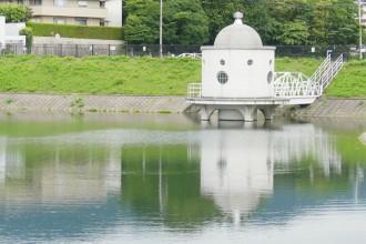 火垂るの墓 ニテコ池