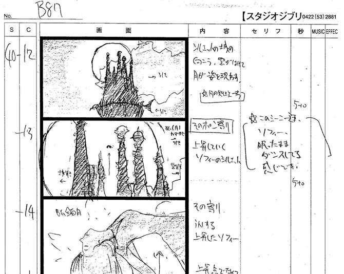 細田守『ハウルの動く城』