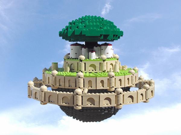 レゴ 天空の城ラピュタ