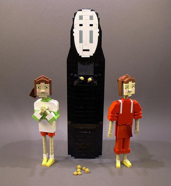 レゴ 千と千尋の神隠し