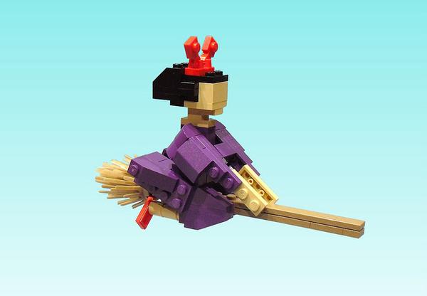 レゴ 魔女の宅急便