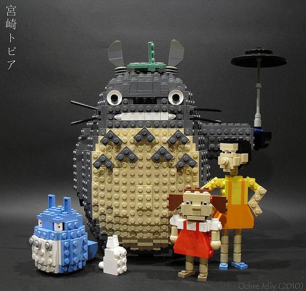 レゴ となりのトトロ