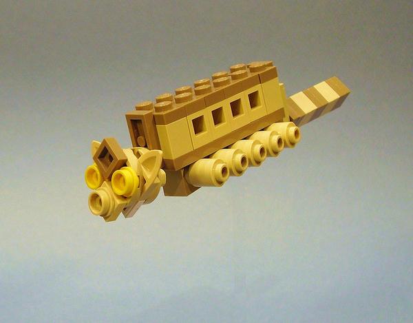 レゴ ネコバス