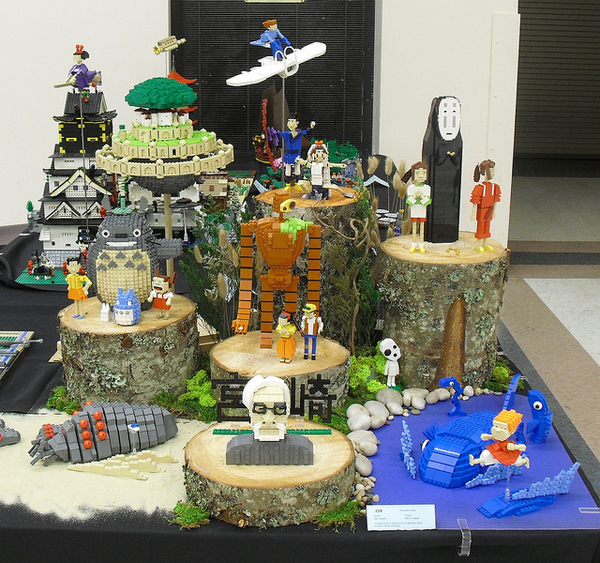 レゴ ジブリの世界