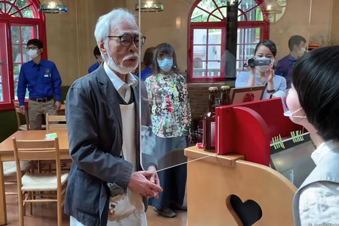 宮崎駿 ジブリ美術館