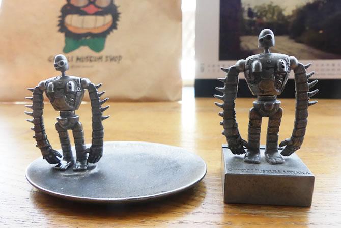 ロボット兵 ジュエリートレー