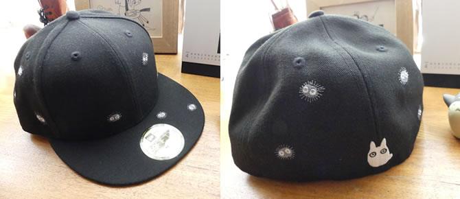 NEW ERA ニューエラ×トトロ 帽子