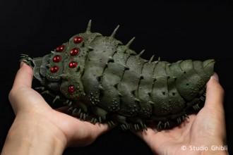 タケヤ式自在置物 風の谷のナウシカ 王蟲